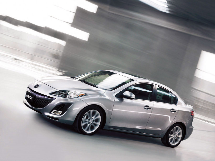 2010 Mazda 3 Sedan Since its historical production in 2004, Mazda